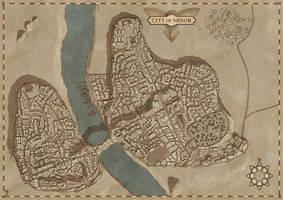 City of Nexor by Sapiento