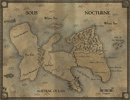 Nocturne and Solis by Sapiento