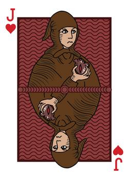 Jack of Hearts/Herzbube
