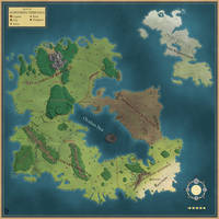 Northern Terrania by Sapiento