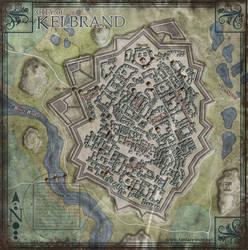 City of Kelbrand by Sapiento