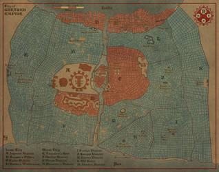 City of Greater Empire by Sapiento