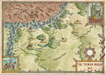 The Termian March by Sapiento