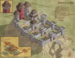 Fortress of Dorn by Sapiento