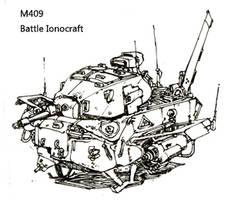 M409 Battle Ionocraft