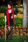 Headmistress Fiora Cosplay