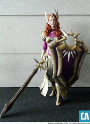 Leona Cosplay Alliance photo League of Legends