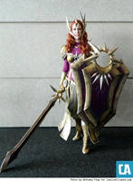 Leona Cosplay Alliance photo League of Legends
