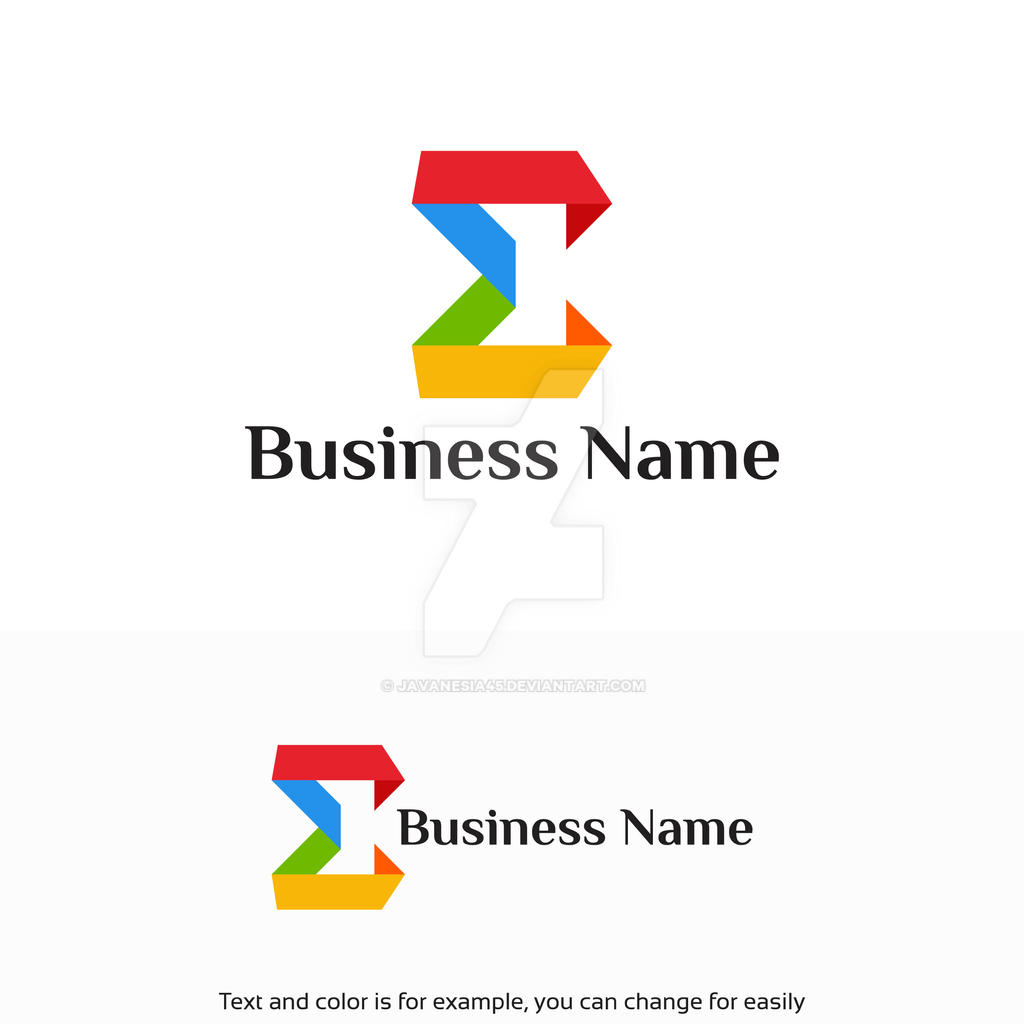 modern sigma logo designs template by javanesia45 on