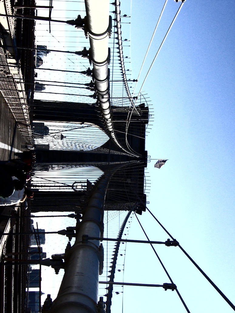 Brooklyn bridge by ordre symbolique on deviantart for Architecture symbolique