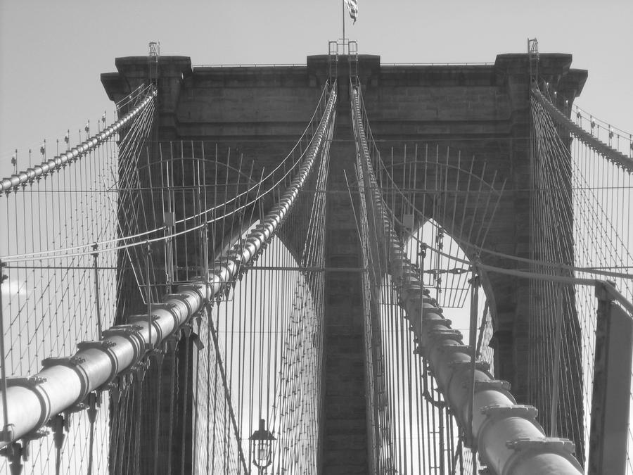 Brooklyn bridge ii by ordre symbolique on deviantart for Architecture symbolique