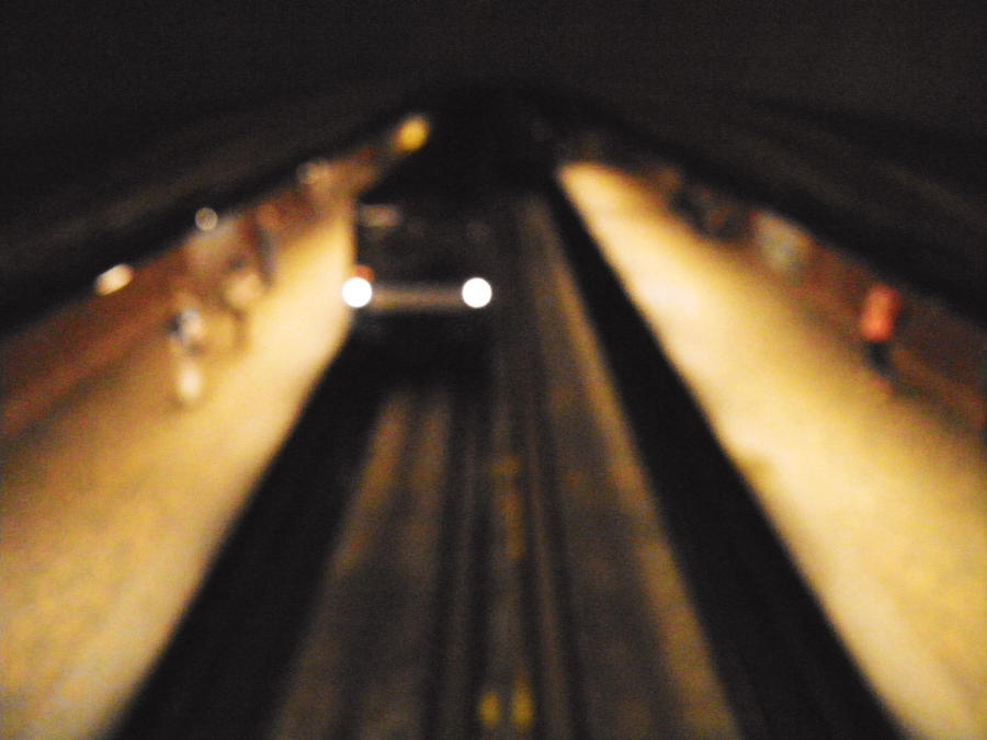 Subterranean Lights by ordre-symbolique