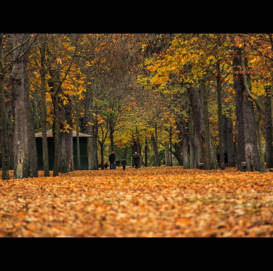 Segovia during Autumn