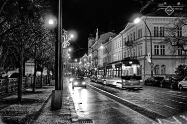 City Life in Prague