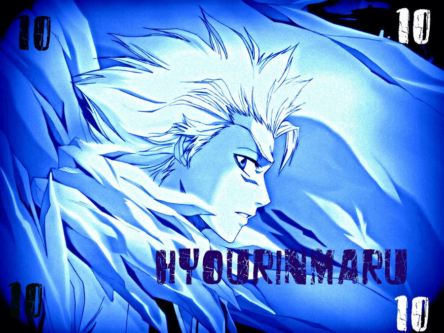 hitsugaya wallpaper. Hitsugaya Wallpaper by
