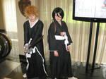 Animaritime: Ichigo and Rukia