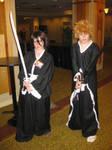 Animaritime:Ichigo and rukia 2