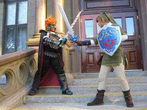LOZ: Power and Courage
