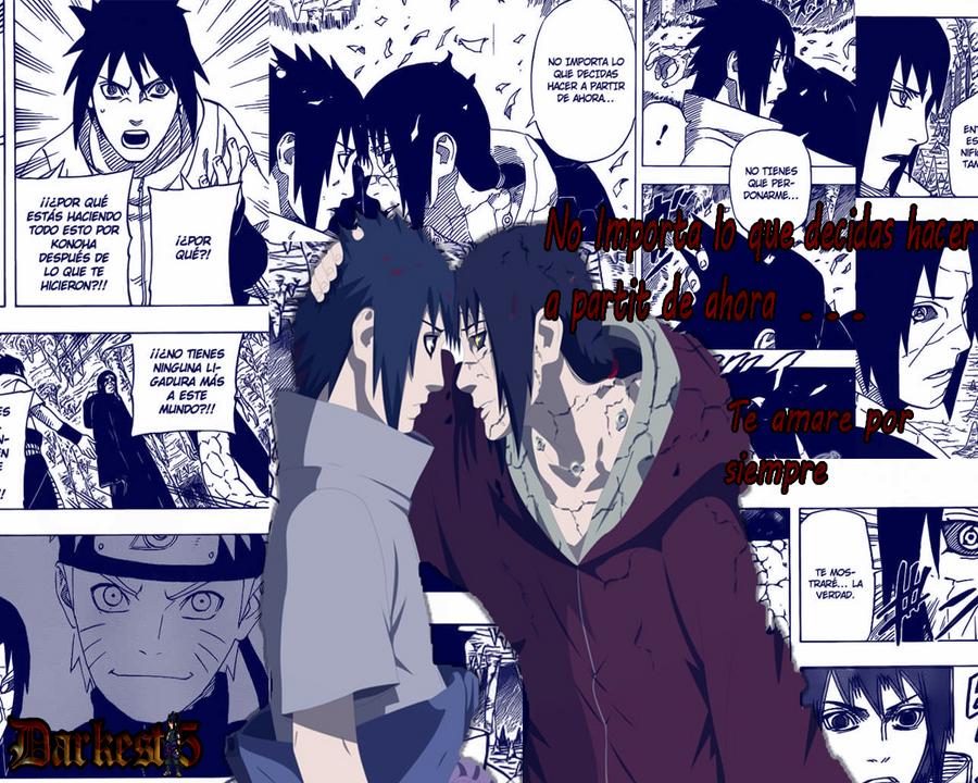 Naruto Manga Wallpaper By Darkest