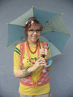 Cheyenne's Umbrella by acornskies