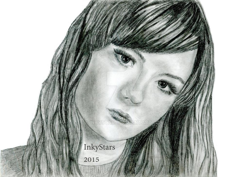 Natasha Negovanlis (Carmilla) by InkyStars
