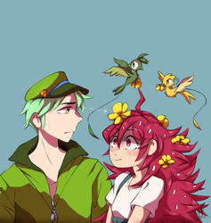 Flaky And Flippy Human (Sweet Lullaby)