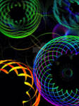 Psychedelic spirals