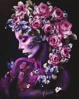MY FLOWER NYMPH by RitaDesire