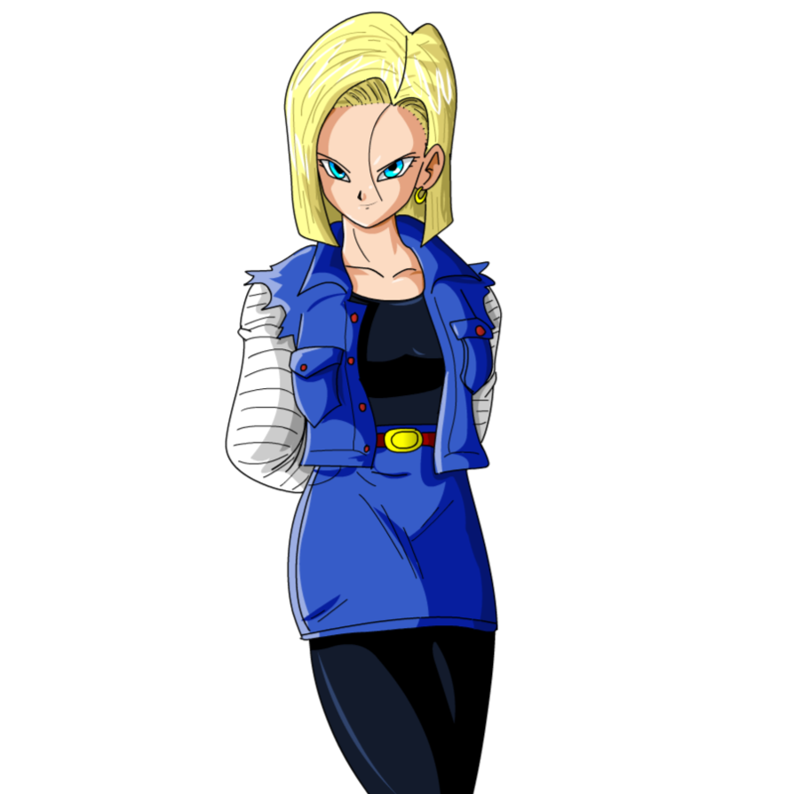 Android 18 Curbstomps DEATH BATTLE! By Shakaboyz On DeviantArt