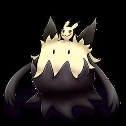 Mimikyu Evolution (Fan-made)