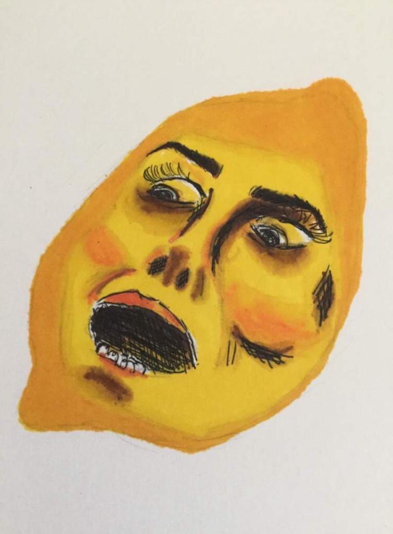 Lemon Gee by Bleuepegase