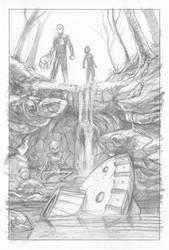 Sketchy sketcheroonie by artistic-engine