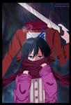 Mikasa Akareman past and future