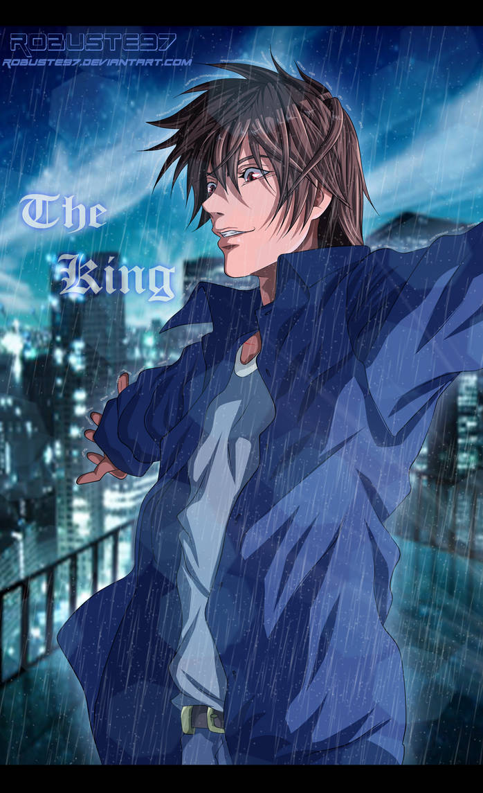 Kira The King by Robuste97
