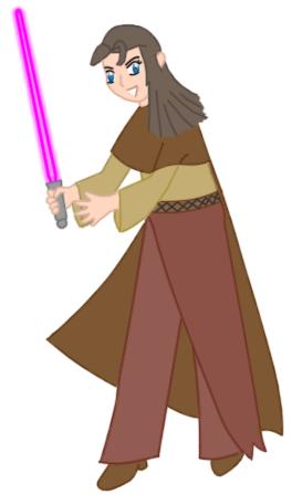 Random Jedi by mediaklepto