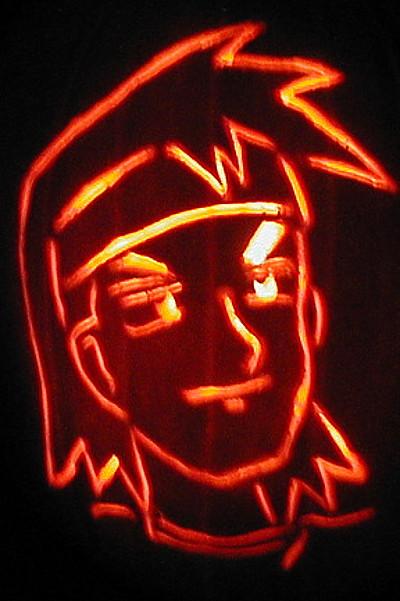 Matsuba Pumpkin 2004 by mediaklepto
