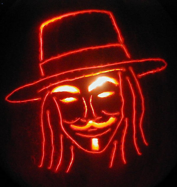 template v for vendetta pumpkin  V For Vendetta Pumpkin 7 by mediaklepto on DeviantArt