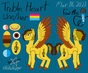 Treble Heart