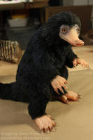 Niffler Sculpt by DonnKinney
