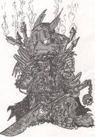 Necrofremlyan by Kryol