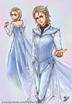 Elsa [FROZEN] Male version