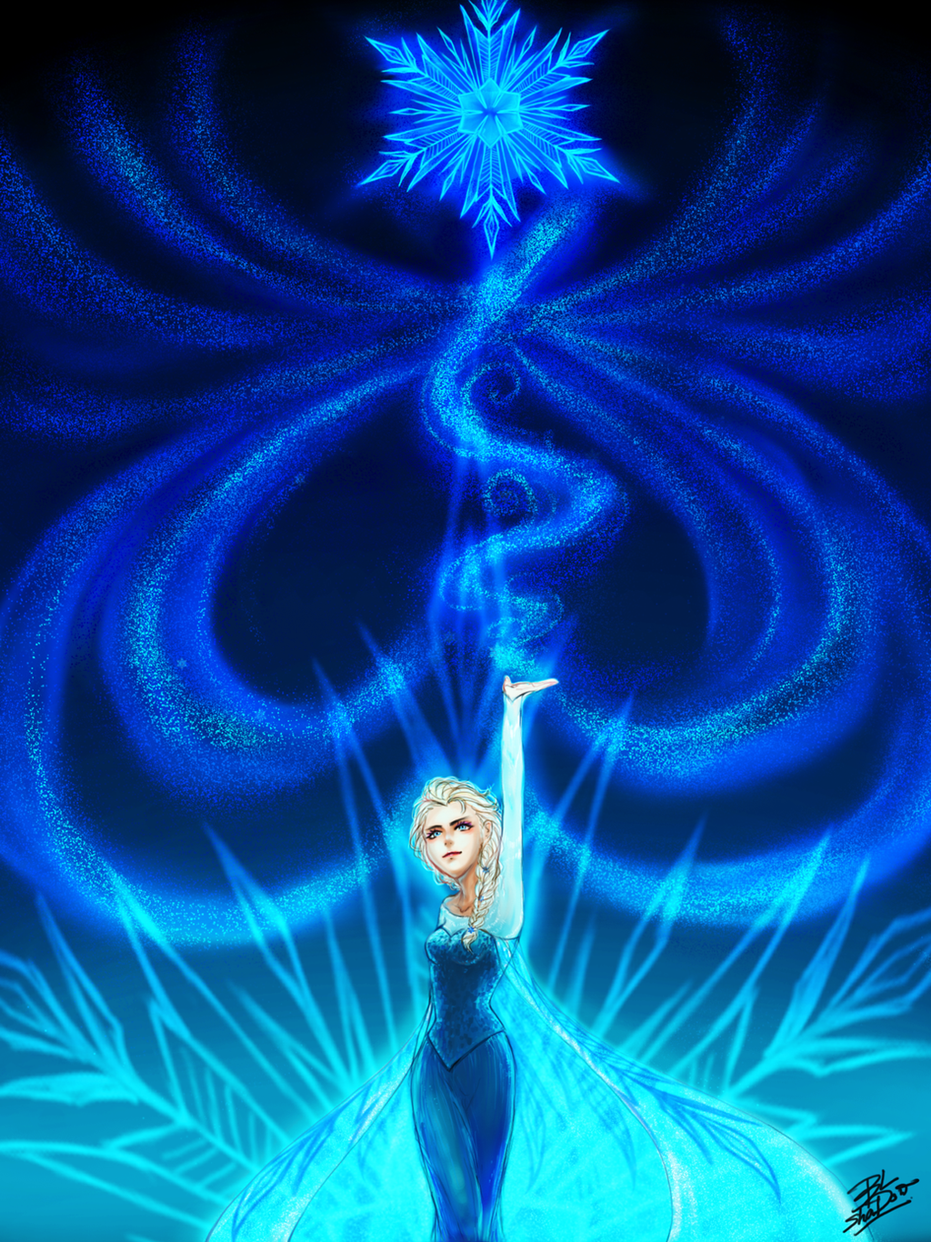 Let It Go! by palitapare