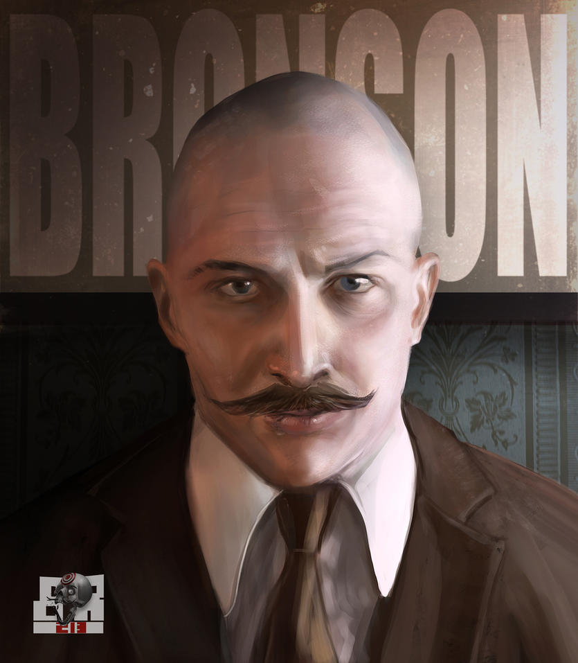 Bronson by breaker213 on DeviantArt
