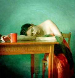 Midnight Coffee by NotBlackEnough