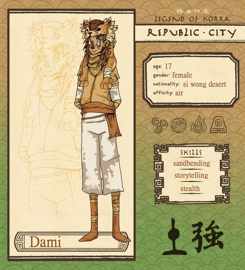 REPUBLIC CITY: dami by tttwigs