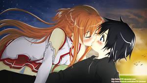 Sword Art Online ~ Kiss