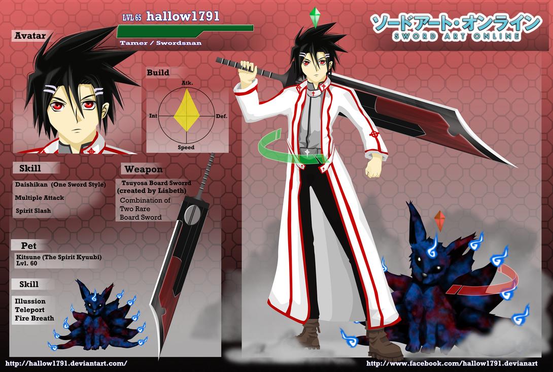 Kai Haru,[WIP]  Sword_art_online___original_character_by_hallow1791-d5kcvfx