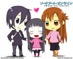 Sword Art Online ~ (chibi version)