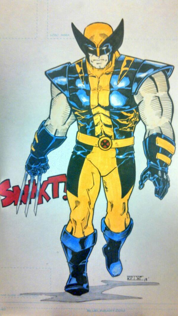 Snikt! by jestersforce
