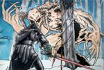 Kylo Ren VS Deathclaw